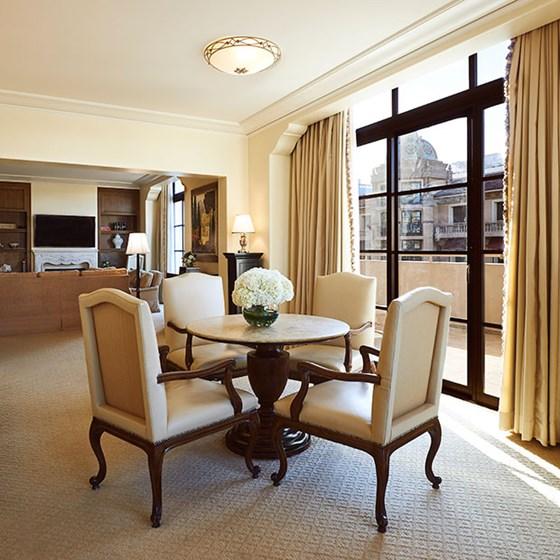 Grand Garden Terrace Suite