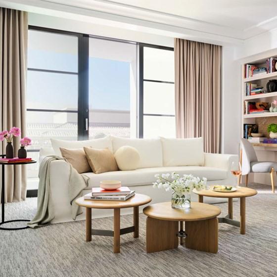 Maybourne Terrace Suite